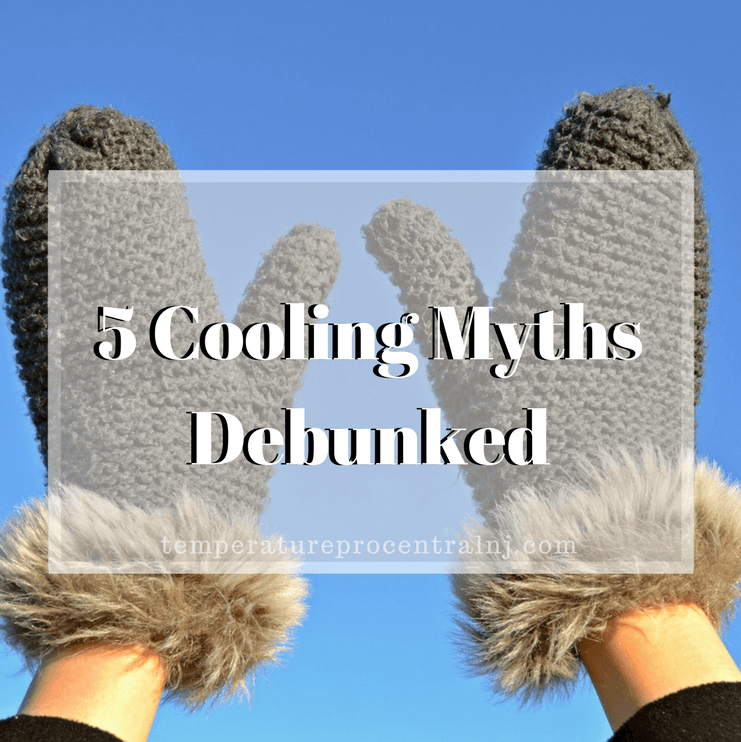 5 cooling myths debunked featured image