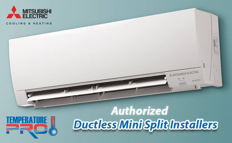 Authorized mitsubishi mini split installers nj