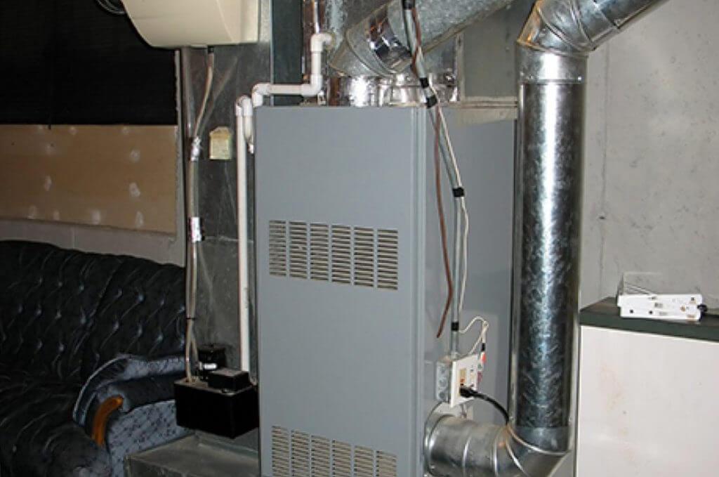 furnace overheating